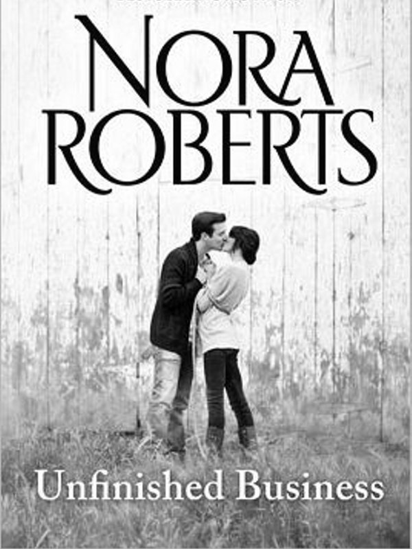 Business Book Cover Uk : Nora roberts unfinished business book covers e reader