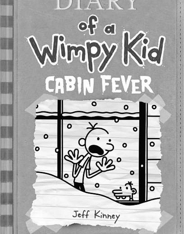 wimpy kid cabin fever pdf free